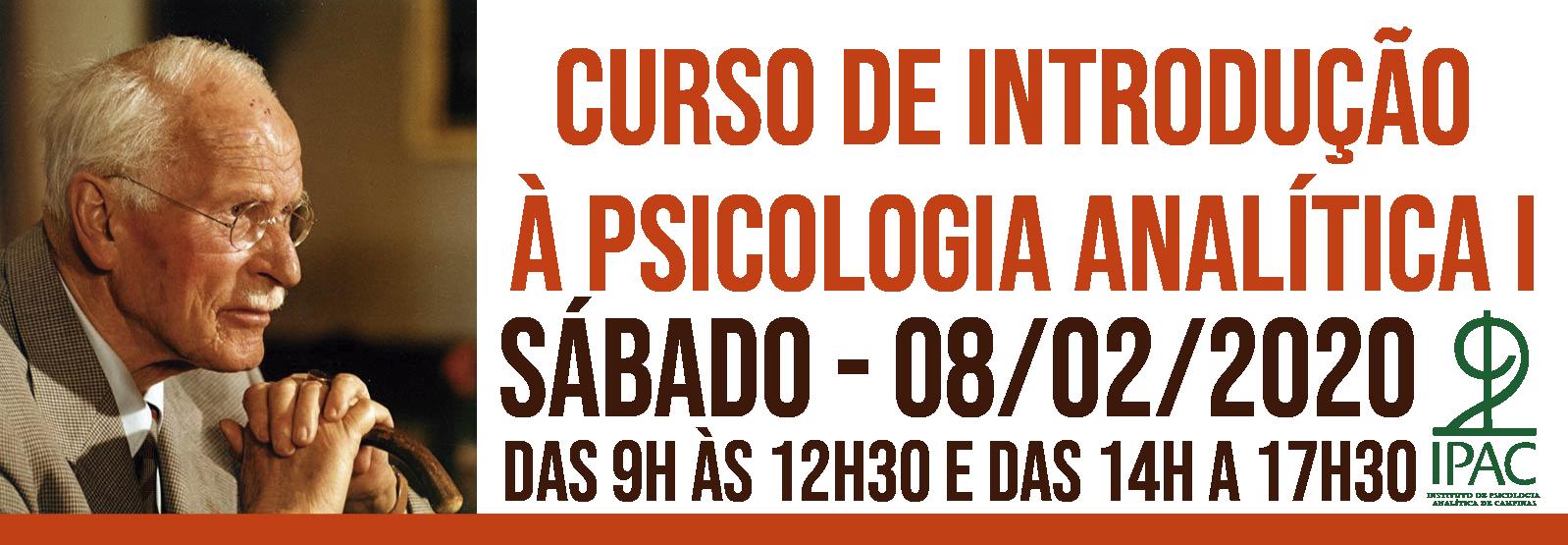 Curso de Introdução a Psicologia Analítica